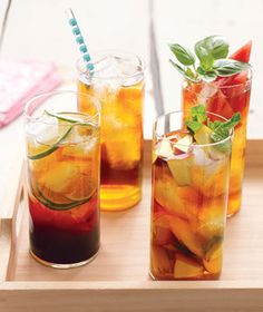 homemade ice tea 2