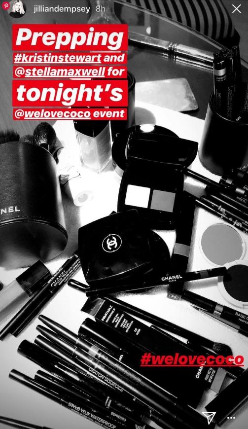 Chanel-make-up